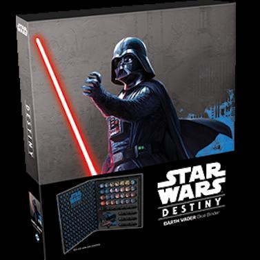 Star Wars Destiny - Dice Binders - Darth Vader