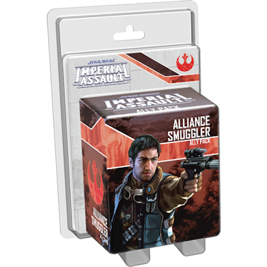 Star Wars Imperial Assault - Ally Pack - Alliance Smuggler
