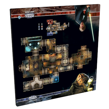Star Wars Imperial Assault - Skirmish Map Jabbas Palace