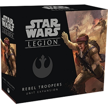 Star Wars Legion - Rebel Troopers Unit
