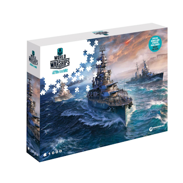 World of Tanks Jigsaw Puzzle Ready to Fight (1000 pieces)