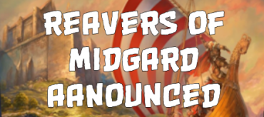 Grey Fox Games announces upcoming kickstarter: Reavers of Midgard