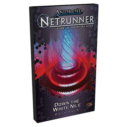 Android Netrunner LCG - Down the White Nile