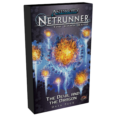 Android Netrunner LCG The Devil and the Dragon