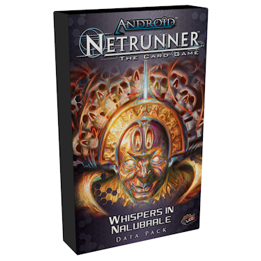 Netrunner LCG - Whispers in Nalubaale