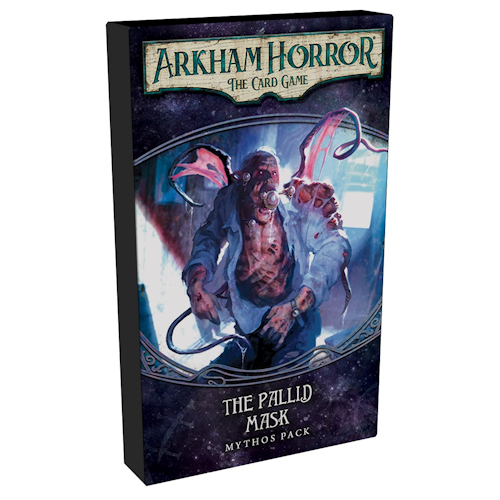 Arkham Horror LCG – The Pallid Mask