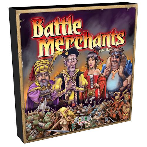 Battle Merchants