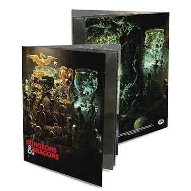 Dungeons & Dragons Character Folio - Papazotl's Tomb