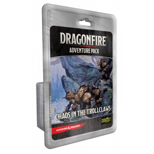 Dragonfire Adventures – Chaos in The Trollclaws
