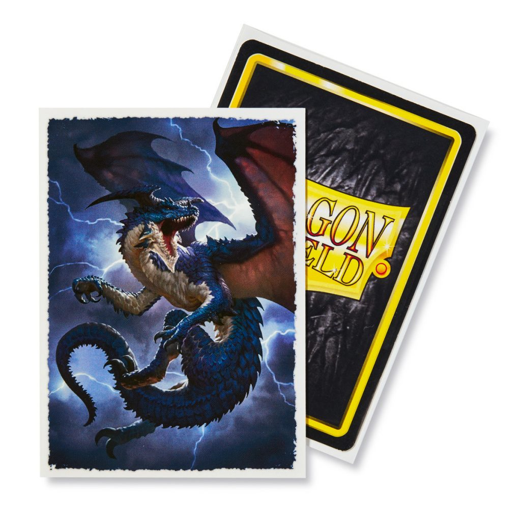 Dragon Shield Matte Art Sleeve - Draxis