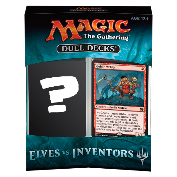Duel Decks - Elves vs Inventors
