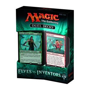 Duel Decks - Elves vs Inventors