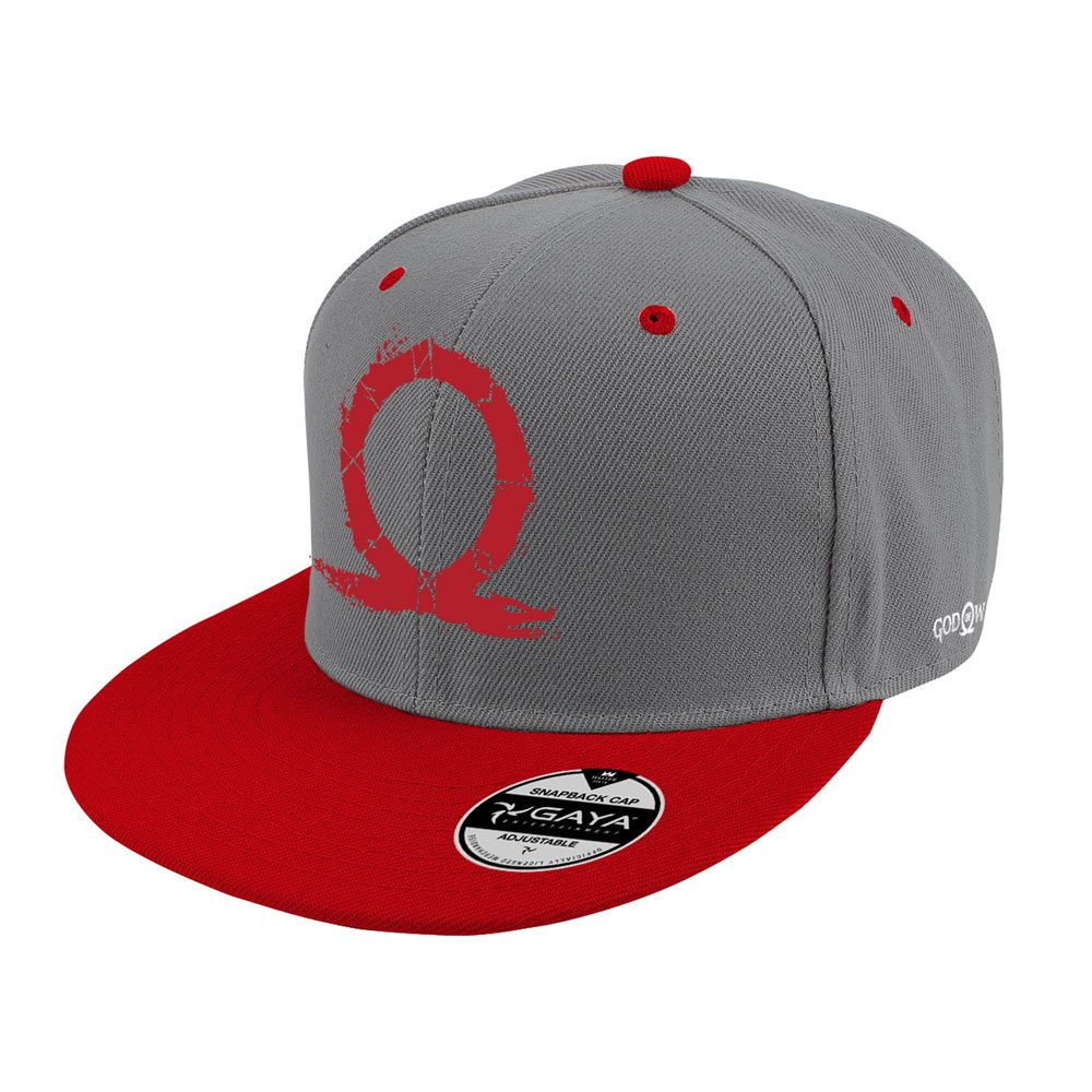 God of War - Snapback Cap - Serpent Logo
