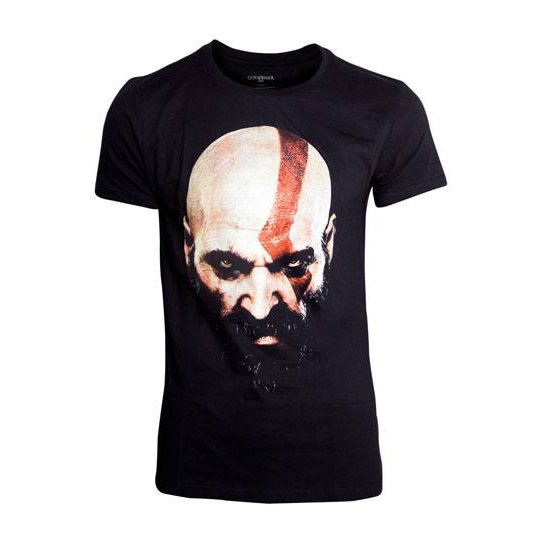 God Of War - T-Shirt - Kratos Face