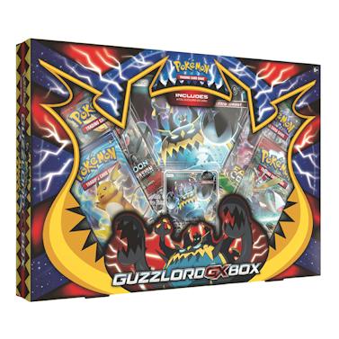 Pokémon - Guzzlord GX Box