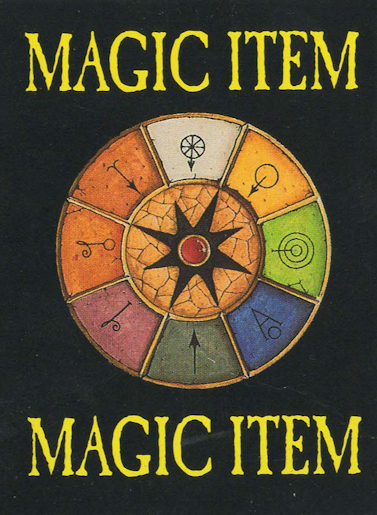 Magic Item - Warhammer