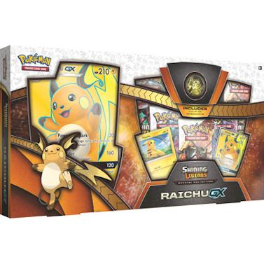 Pokémon - Shining Legends Raichu GX