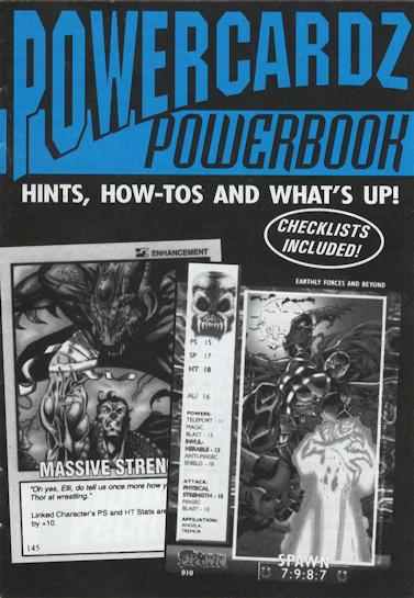 Powercardz Rulebook
