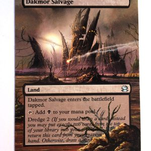 Dakmore Salvage – Alter by Revelen's Light