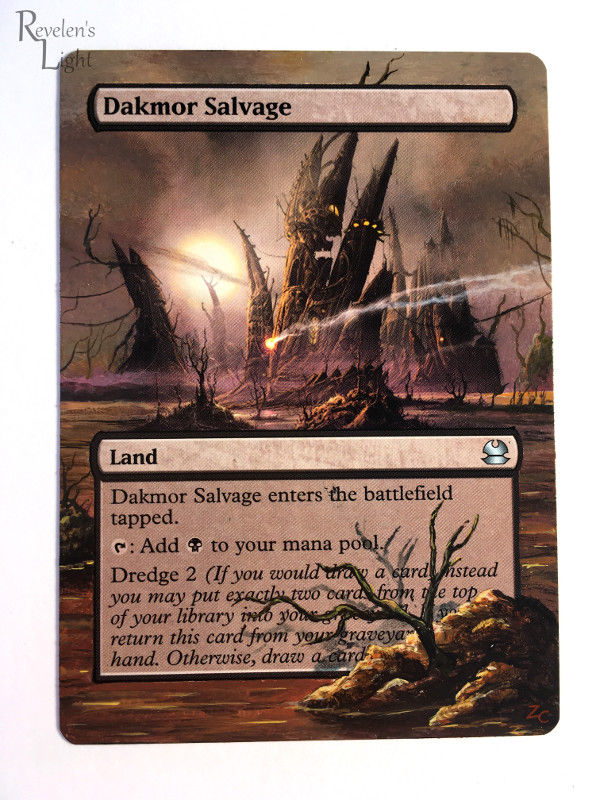 Dakmore Salvage - Alter by Revelen's Light