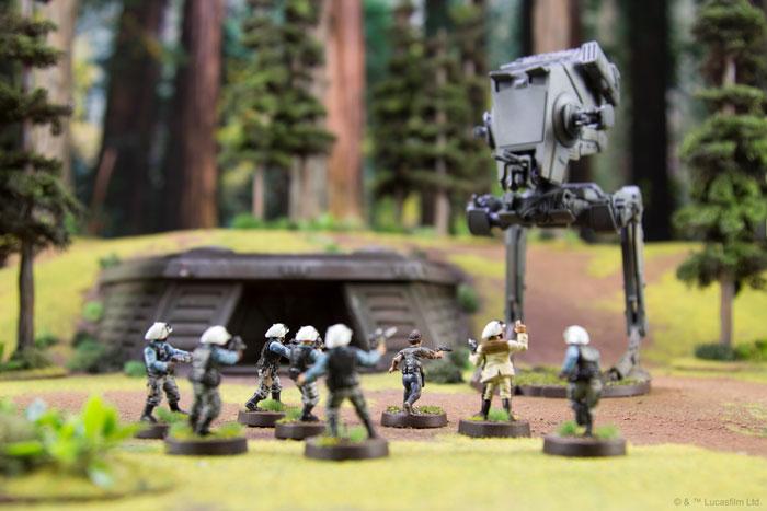 Star Wars Legion - Fleet Troopers Unit