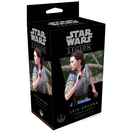 Star Wars: Legion - Leia Organa Commander