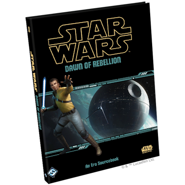 Star Wars Roleplaying Dawn of Rebellion