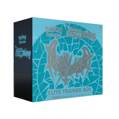 Pokémon Sun & Moon - Ultra Prism - Elite Trainer Box