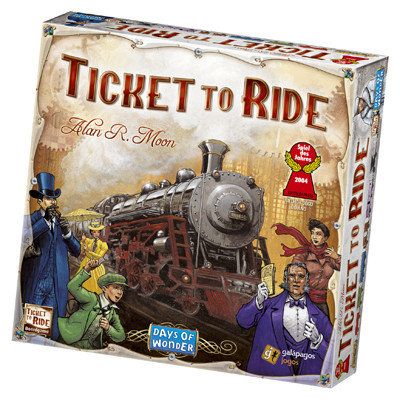 Ticket to Ride – USA