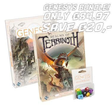 Genesys RPG Bundle!