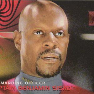 173 - Captain Benjamin Sisko