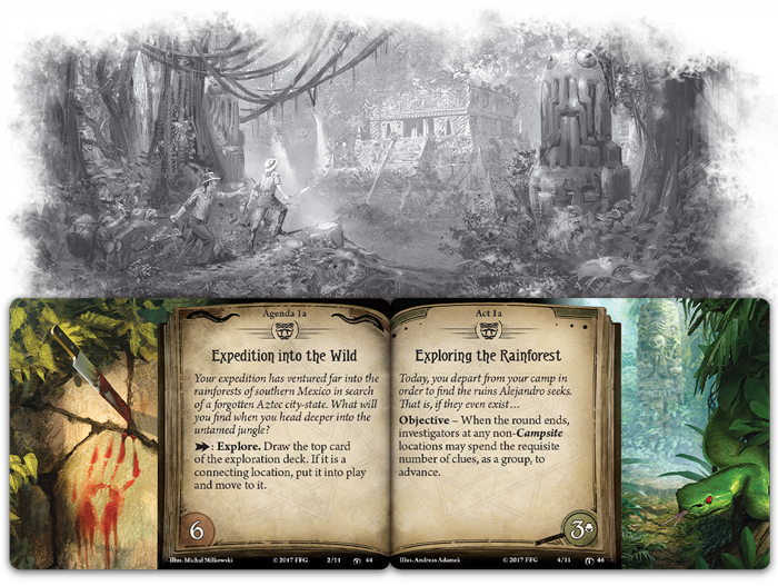 Arkham Horror LCG – The Forgotten Age