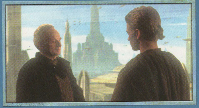 Merlin – Star Wars – Attack of the Clones #72