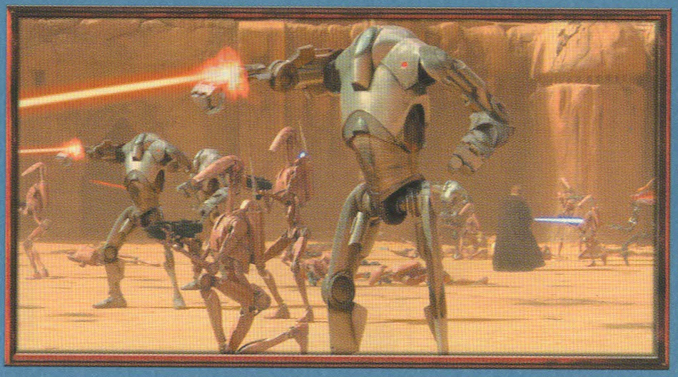 Merlin - Star Wars - Attack of the Clones #188