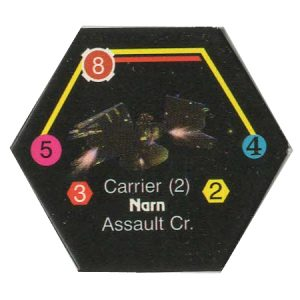 Babylon 5 CGS – Narn – Assault Cruiser