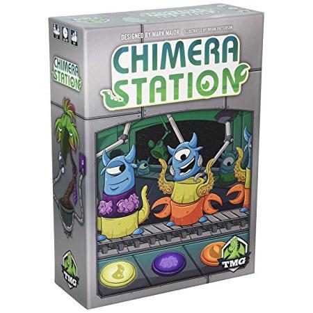 Chimera Station (NL/FR)