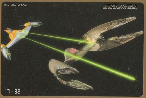 Crazy Planet - Star Wars - Episode I - 7-32
