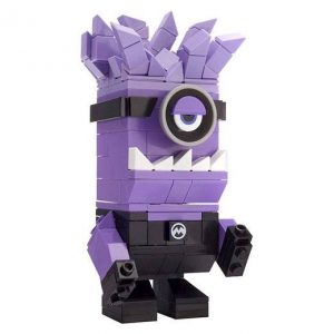 Evil Minion - Despicable Me - Kubros - 14cm