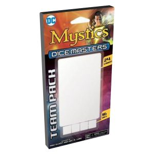 DC Dice Masters - Mystics Team Pack