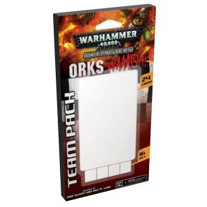 DC Dice Masters - Orks WAAAGH! Team Pack