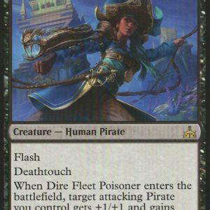 Dire Fleet Poisoner
