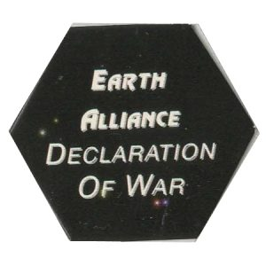 Babylon 5 CGS - Earth Alliance - Declaration of War