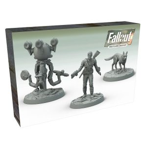 Fallout Wasteland Warfare - Survivors - Heroes of Sanctuary Hills