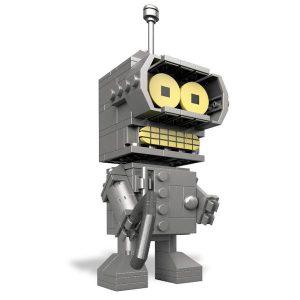 Kubros - Futurama - Bender - 14cm