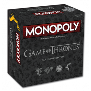 Monopoly: Game of Thrones - Collector's Edition