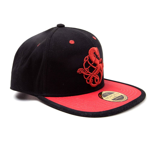 God Of War - 3D Embroidery - Snapback Cap