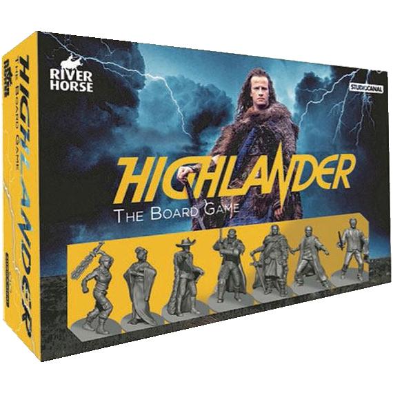 Highlander - The Boardgame