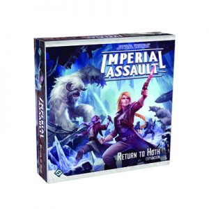 Star Wars Imperial Assault - Return to Hoth