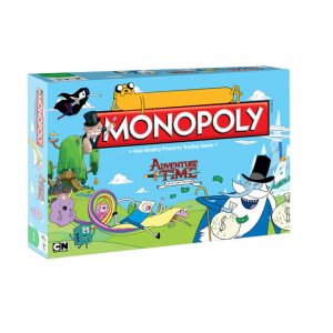 Monopoly - Adventure Time