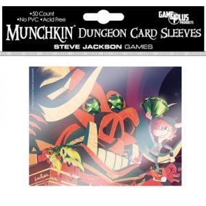 SLEEVES – Munchkin Dungeon